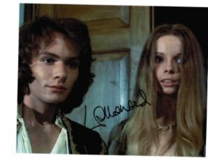 "Lalla Ward from Hammer Horror ""Vampire Circus"""